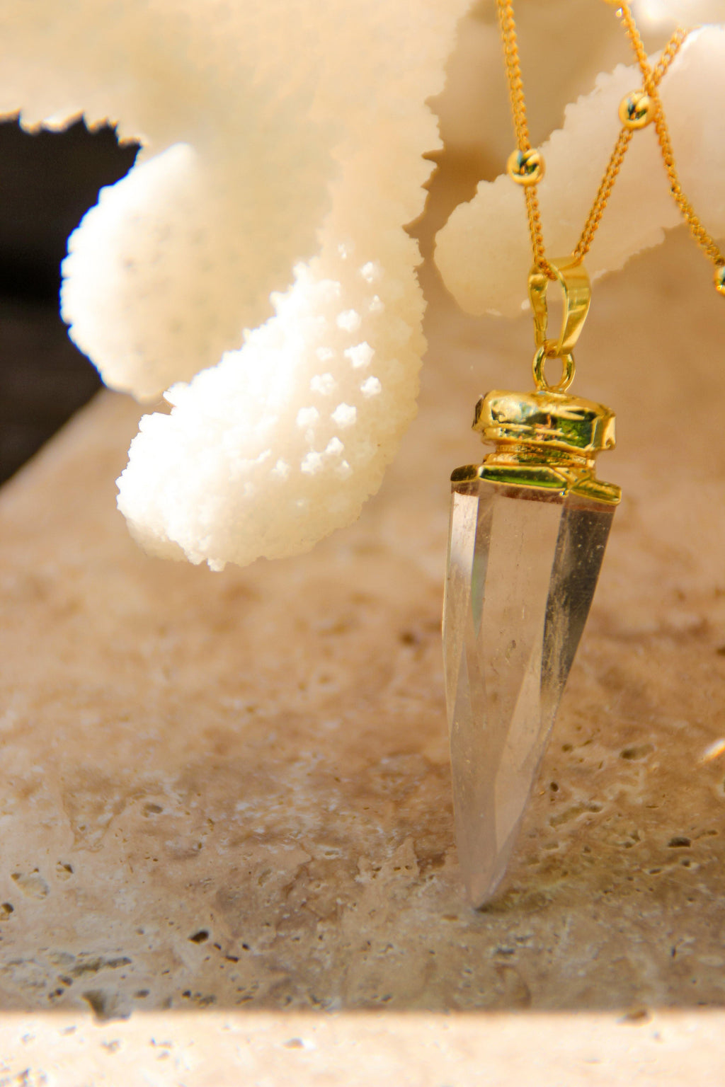 Collier CRYSTAL-0