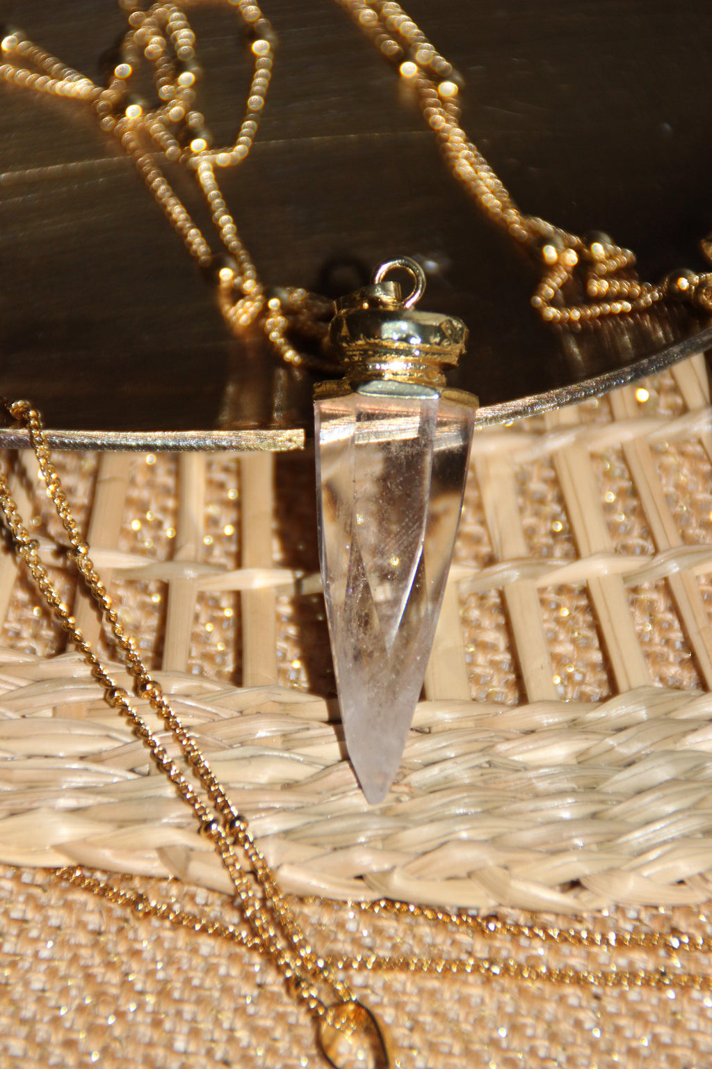 Collier CRYSTAL-1