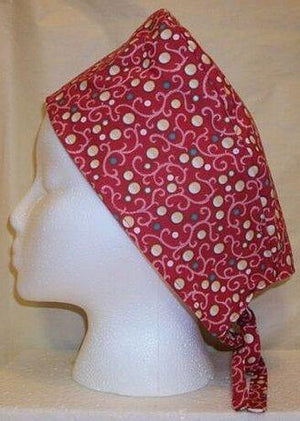 2 in 1 - Surgical Scrub Hat Cap
