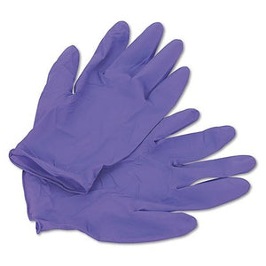 Nitrile Gloves - Blue and Purple