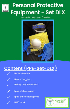 PPE Set Deluxe