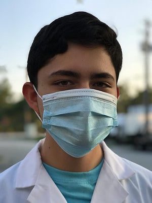 Surgical Masks - packs of 5, 25, 50
