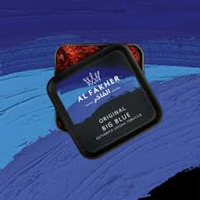 Al Fakher Tobacco 200g - Big Blue