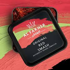 Al Fakher Tobacco 200g - Red Smash