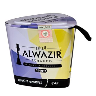 ALWAZIR 250g - n°42 Monkey Madness