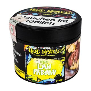 Bad & Mad Tobacco 200g - Hi Tech Lmn Freshy