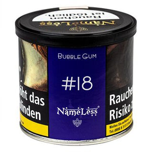 NameLess Tobacco 200g - #18 Bubble Gum