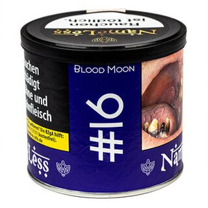 NameLess Tobacco 200g - #16 Blood Moon