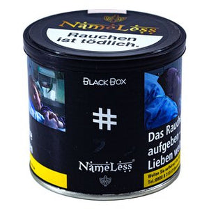 NameLess Tobacco 200g - #Black Box