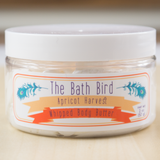 Apricot Harvest Whipped Body Butter Lotion, Body Frosting