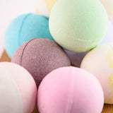 Bath Bombs, Bath Fizzies