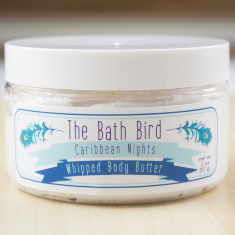 Caribbean Nights Whipped Body Butter, Body Frosting