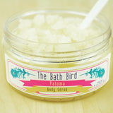 Paloma Body Scrub, Grapefruit Sugar Scrub