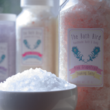 Pink Grapefruit Soaking Salts, Bath Salts