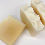Unscented Goat's Milk Soap, Cold Process Soap, Artisan Soap