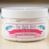 Tea Rose Whipped Body Butter, Body Frosting