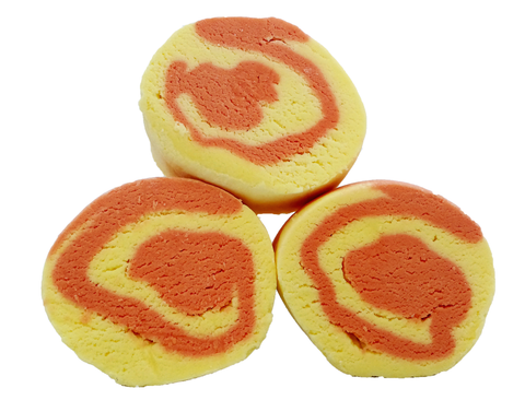 Wake-up Call Bubble Bar, Tangerine Bubble Bath, Solid Bubble Bath Bar
