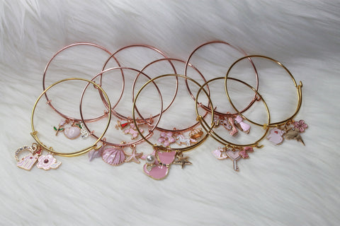 "Adjustable Bangles- ""Random"""