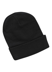 Black Stocking Cap