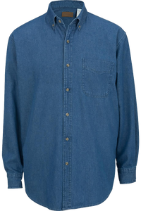 Denim Casual Shirt