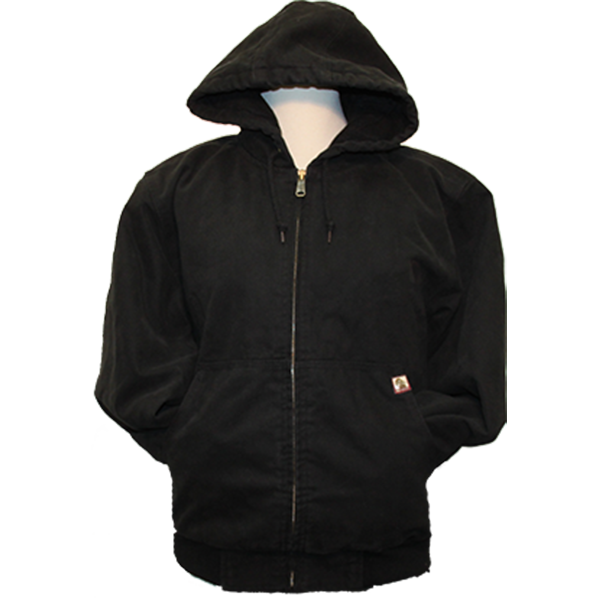 Black Dri-Duck Jacket