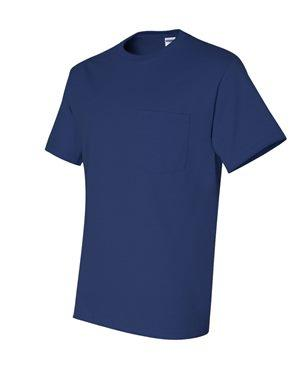 Royal Short Sleeve Pocket T-Shirt