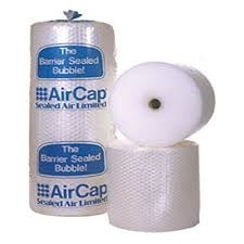 Small Bubble Wrap  - 1500mm (slit to 5x300mm) x 100m