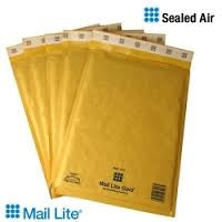 Mail Lite Gold A/000 110 x 160mm