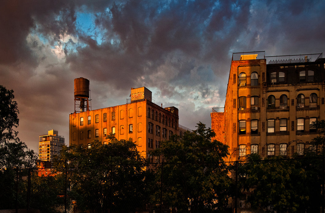 After a Storm in Williamsburg