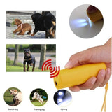 3 in 1 Ultrasonic Dog Training Device