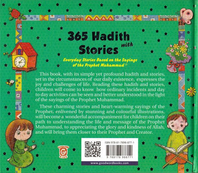 365 Hadith with Stories - Everyday Stories Based on the Sayings of the Prophet Muhammad