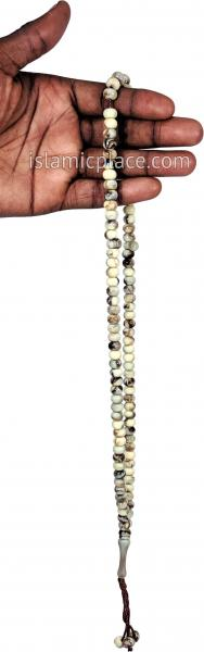 Seashell - Tasbih Prayer Beads with Large Beads