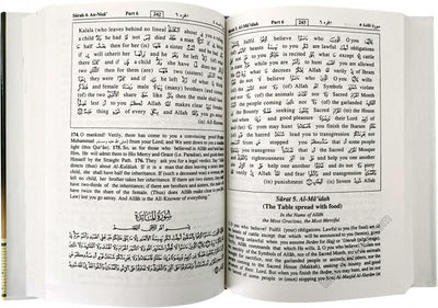 [3 vol set] Study the Noble Qur'an Word for Word