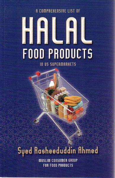 A Comprehensive list of Halal Food Products in US Supermarket