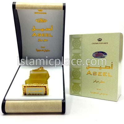Aseel - Al-Rehab Crown Perfumes 15ml