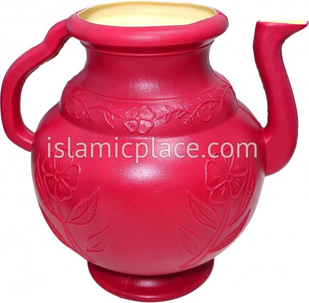 Ruby Red - Istinja Wudu Utensil (Lota)