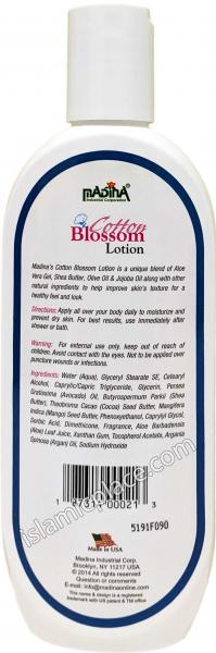 Cotton Blossom Lotion - 8 oz