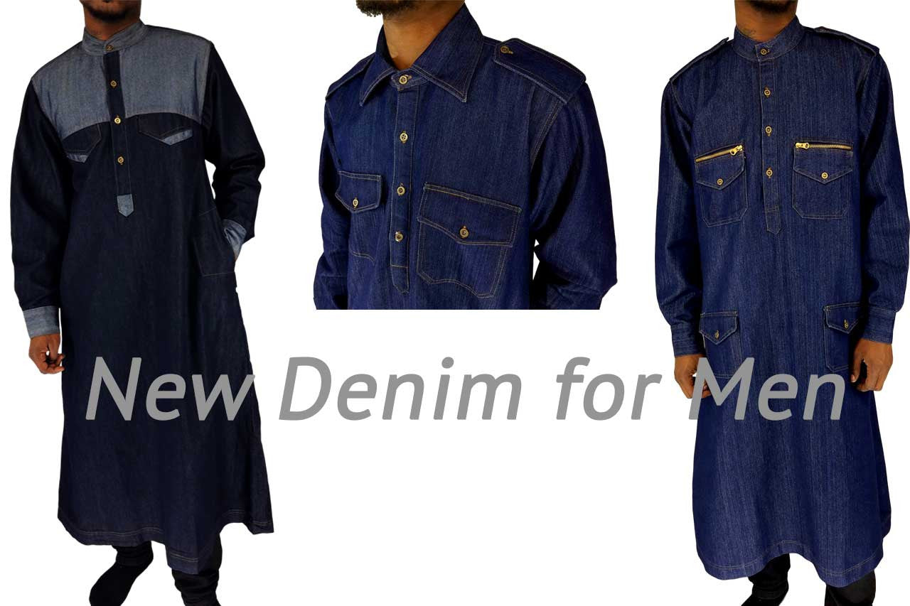 New Denim for Men