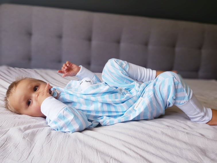 Angel Sleep Suits (Footed)