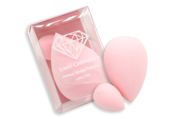 Premium Beauty Sponges Twin Pack