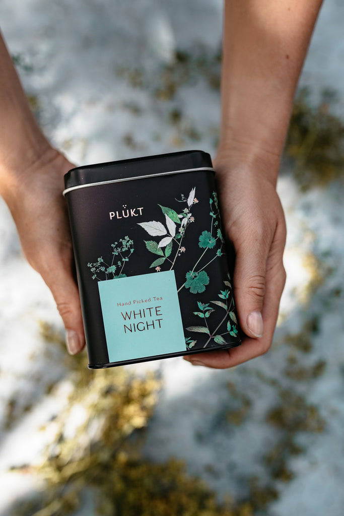 """White Night"" tea blend"