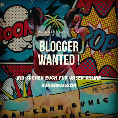 # BLOGGER WANTED #