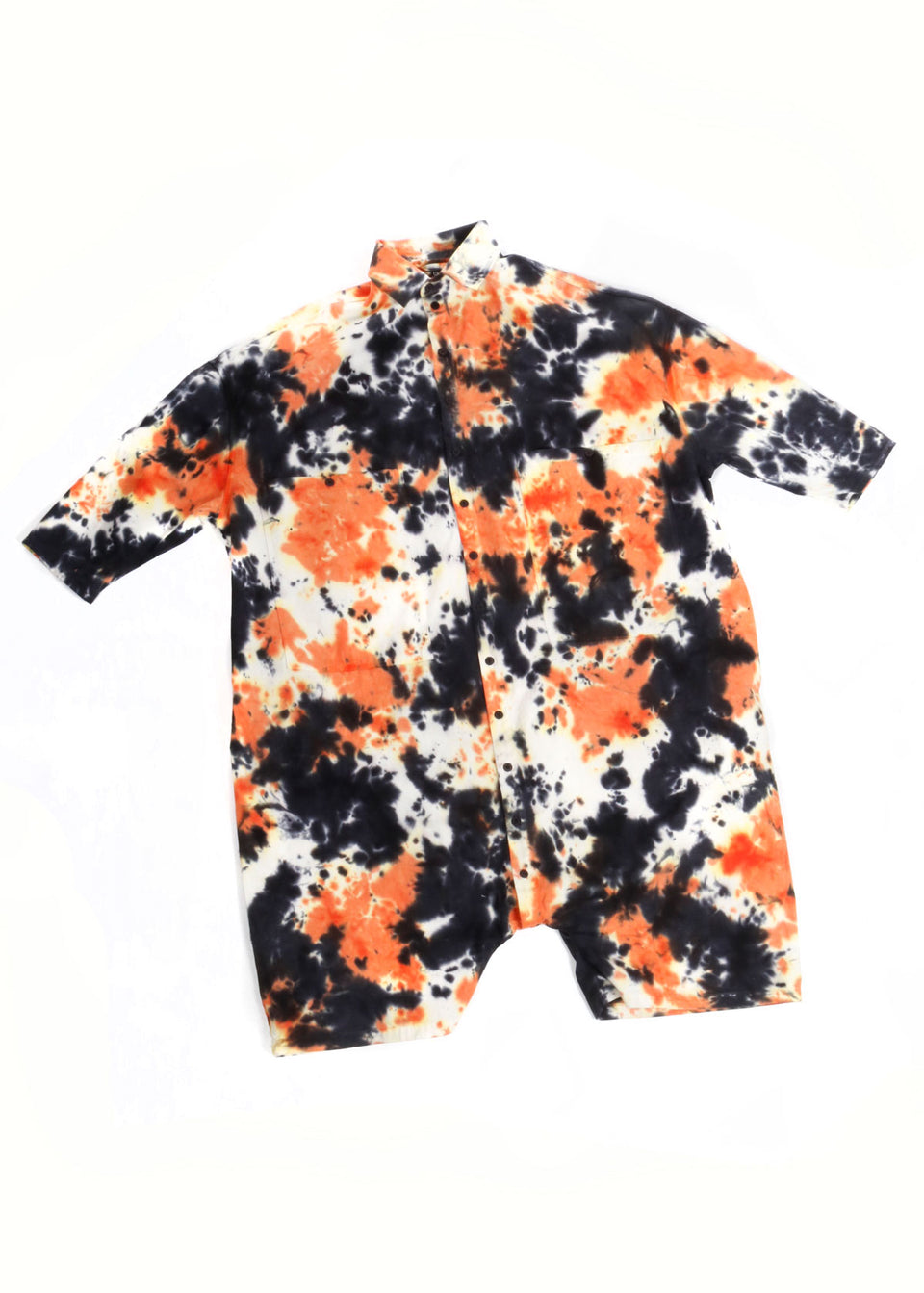Big Button Up One Piece Koi - 69
