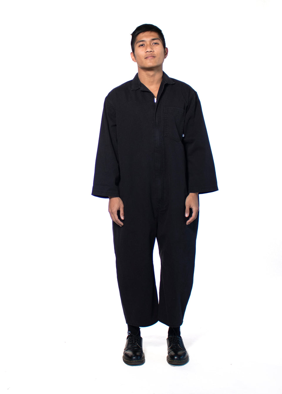 69 Long Sleeve Jumpsuit - 69