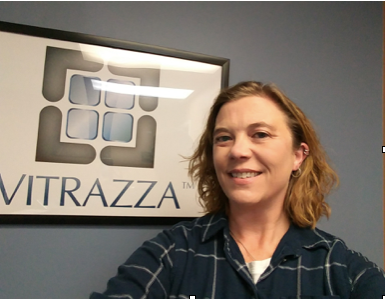 Vitrazza Welcomes Courtney Burton To The Team