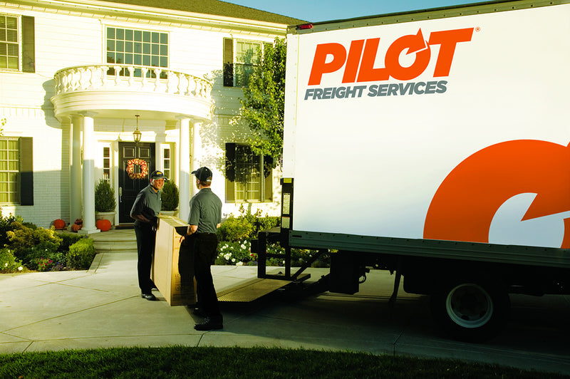 Vitrazza Now Offers Inside Delivery and White Glove Service Options With Pilot Freight