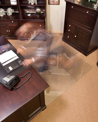 glass chair mat for office chairs