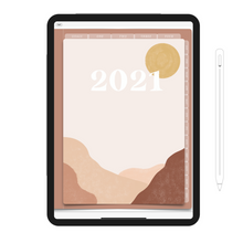 Load image into Gallery viewer, 2021 BOHO PLANNER