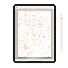 Load image into Gallery viewer, 2021 PATTERNED PLANNER