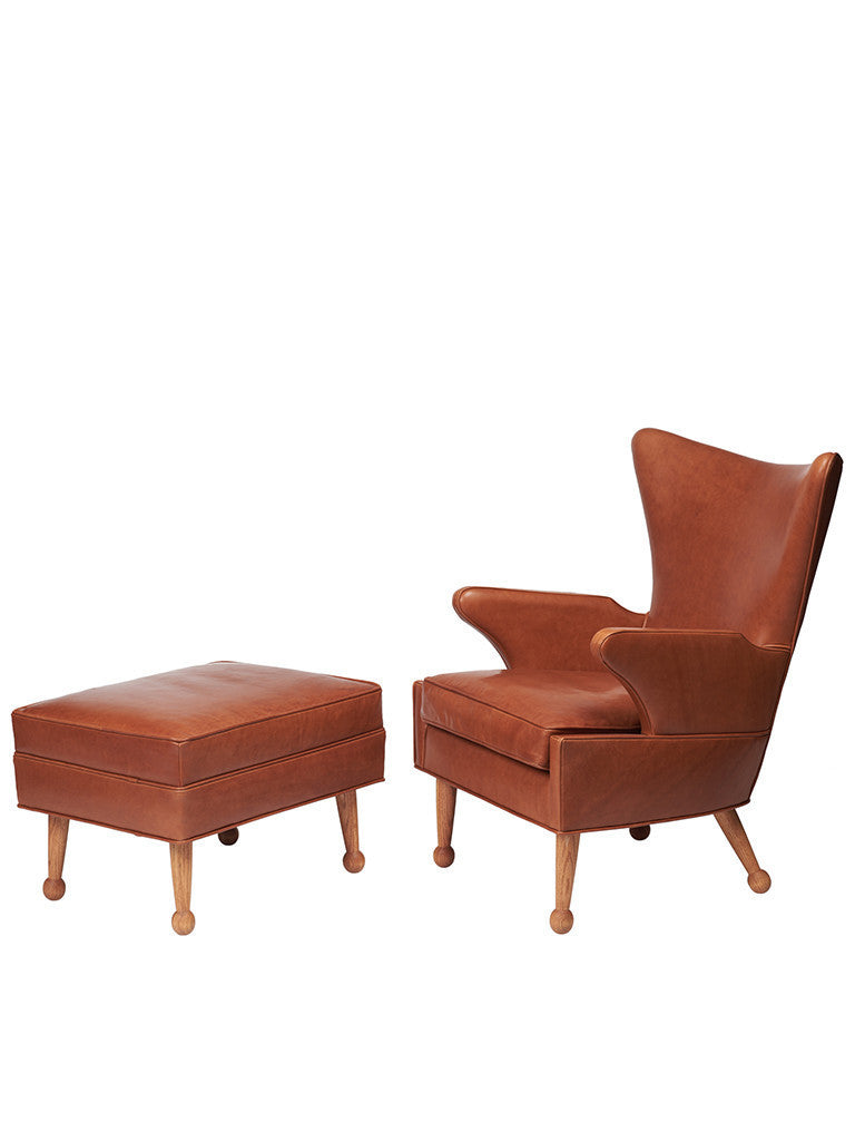 Mulholland Wing Chair